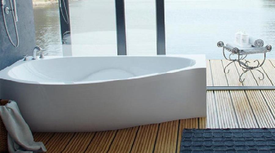 ванная из литьевого мрамора