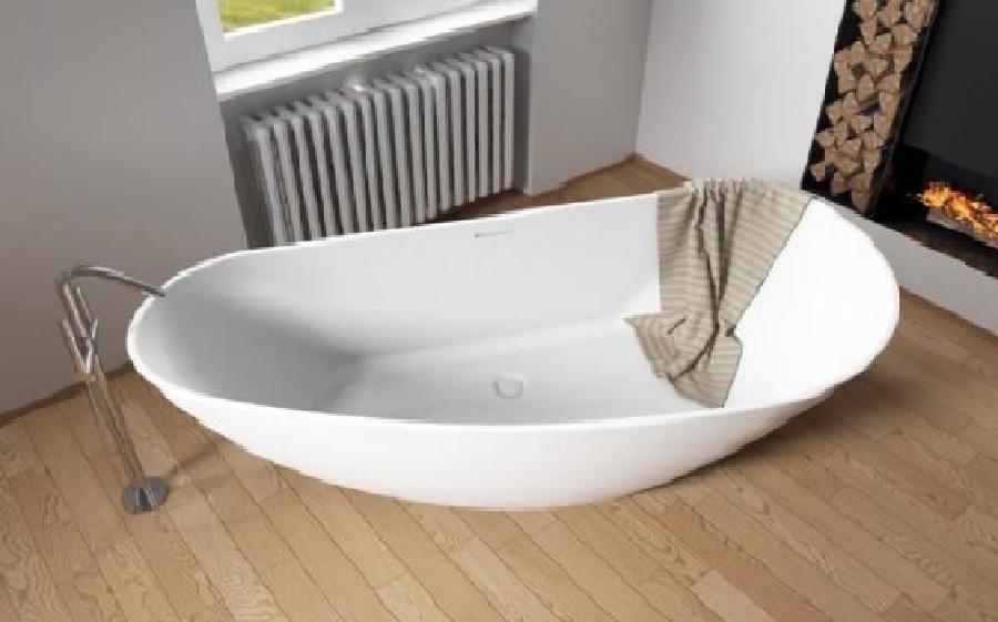 чем мыть ванну из литьевого мрамора
