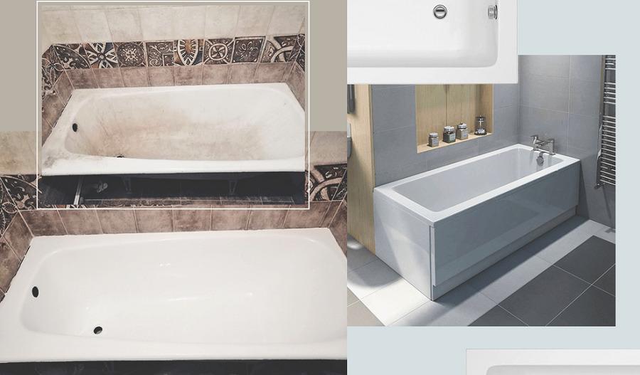 стоит ли реставрировать чугунную ванну или купить новую
